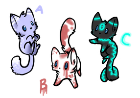 Cats adopts .:OPEN:. by SkyWinds