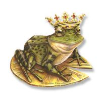 Frog Prince by Curiosa37