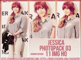 Jessica (SNSD) - PHOTOPACK#03 by JeffvinyTwilight