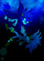 Silvaze-Dive too deep by Runnie-the-cheetah
