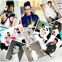 BIGBANG Collage by 474892