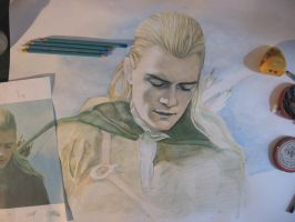 Legolas - les couleurs by cpn-blowfish