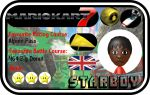 My Mario Kart 7 Card 2 by KStarboy