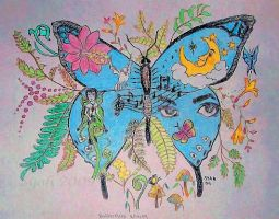 You Give Me Butterflies by syah-mj