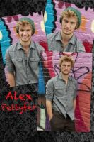 Alex Pettyfer Collage Two by AlexWeasley