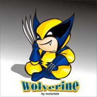 wolverine by kaplogs