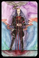 Heydrich Tarot: Ace of Cups by hello-heydi