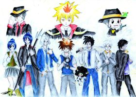 Vongola Force by AeternusVotum