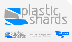 The new Plastic Shards by fox-orian