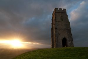 Glastonbury Tor by PastyGuy
