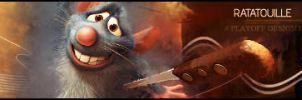 Ratatouille by mkitos