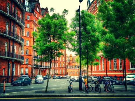... melancholy london ... by FlowerOfTheForest