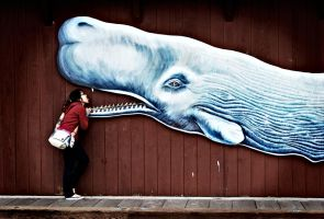 the Yin and the Whale by EmbetanteYahi