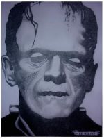 Frankensteins monster by mikegee777