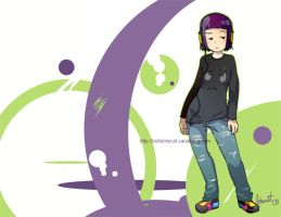 Japanese Fashion by Bisc-chan
