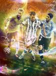 Fc Barcelona 2014 2015 by M-A-G-F-X-Graphic