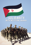 Solidarity with Western Sahara by Avt-Cccp