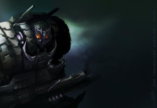 Transformers MTMTE TARN by Meiphon