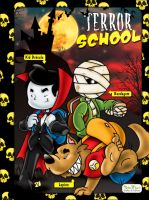 Terror School by TOKITOS
