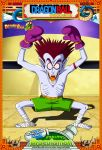 Dragon Ball - Draculaman by DBCProject