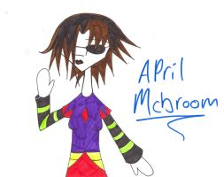 april mcbroom by disco-overdose