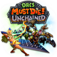 Orcs Must Die! Unchained v3 by POOTERMAN