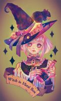 Witch in Mietel Box by Rin54321