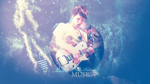 Matthew Bellamy 1 by Camizong