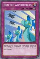 Join the Wonderbolts (MLP): Yu-Gi-Oh! Card by PopPixieRex
