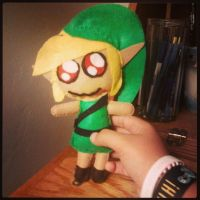 Ben Drowned plushie by LoraxFan