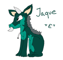 Jaque by GalaxyGoats