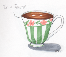 Teacup by LOCOzozo