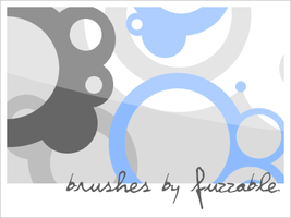 Brushes - Vector by msLana