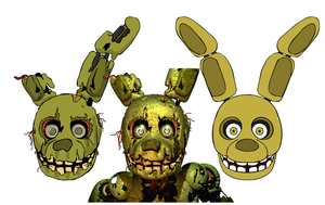 Springtrap by Zachamation