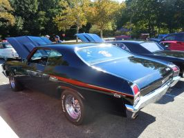 1969 Chevrolet Chevelle SS III by Brooklyn47