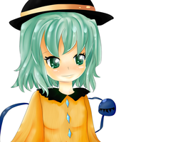 Collab: Koishi by Rea-Usax