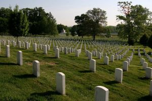 Arlington National Cemetery by xFadingxFaithx
