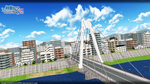 Glory 3usi9 CITY _ MMD stage DL by chococat9001