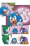 Sonic the Hedgehog #261 Page 07 by Gabriel-Cassata