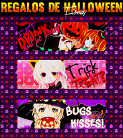 Halloween Gifts by GwendolynTravel