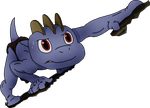 Machop as Young Tarzan (transparent background) by PoKeMoN-Traceur