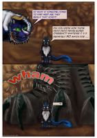 The Last Aysse: Prologue Page V. by Enaxn