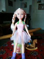my new doll by MrsCromwell