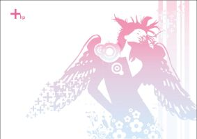 HP angel by Dozign