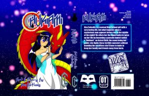 Hukiami: Astral Childen Manga Cover by Rei-Catlang