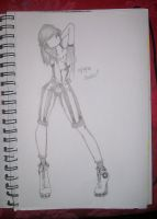 Fashion Sketch 15 by Sophi-Jayne