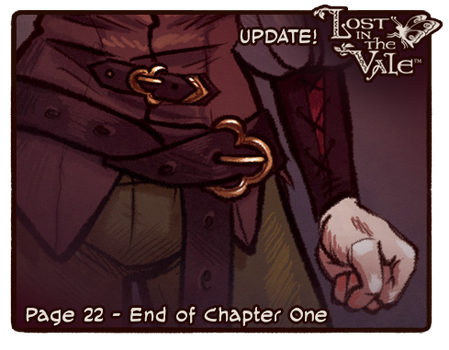 Lost in the Vale - Chapter 1 - Page 22 UP! by CrystalCurtisArt