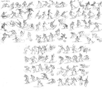 100x7 by 24movements