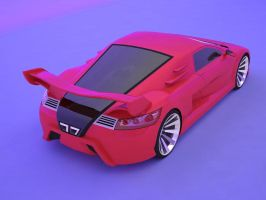 Concept car E043 b by ely862me