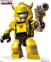 KRE-O Bumblebee by Bumble217